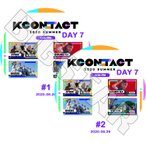 K-POP DVD/KCONTACT 2020 SUMMER DAY 7 /2枚SET/2020.06.26★ATEEZ ONEUS CHUNG HA VICTON LIVE コンサート KPOP DVD
