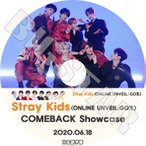 K-POP DVD/Stray Kids GO生 Comeback Showcase /2020.06.18★日本字幕あり/ストレイキッズ KPOP DVD