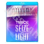 Blu-ray/TWICE SEIZE THE LIGHT★日本語字幕あり/トゥワイス KPOP DVD/ネコポスは2枚まで/