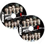 K-POP DVD/WIN : Who Is Next EP1-EP11完 SET/2枚/日本語字幕あり/BIGBANG 2NE1WINNER iKON ウィナー アイコン KPOP DVD/