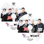 K-POP DVD/WINNER We K-POP/2枚SET/2019.11.29-12.06★日本語字幕あり/ウィナー KPOP DVD