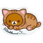 リラックマ のんびりネコテーマ すべり止めマット リラックマ RK254