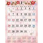 (送料無料) 和の歳時記 2019年 カレンダー CL-457(平cal)