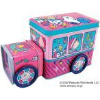 スヌーピー XMバス缶 チョコチップクッキー80g 78210