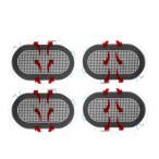 スレンダートーンエボリューション EMS 互換 アーム 専用パッド 対応交換用 ジェルパット 男女兼用 4枚