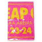 AAA LEAP OVER/会場限定フェイスタオル 宮城/ピンク◆新品Ss【ゆうパケット非対応/送料680円〜】【即納】