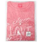 西野カナ Just LOVE Tour Tシャツ ピンク(M)◆新品Ss【ゆうパケット非対応/送料680円〜】【即納】