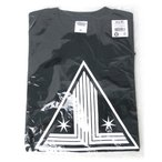 三代目J Soul Brothers/UNKNOWN METROPOLIZ ツアーTシャツ BLACK 黒(M)◆新品Ss【ゆうパケット非対応/送料680円〜】【即納】