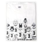 三代目J Soul Brothers/UNKNOWN METROPOLIZ ANIMAL アニマル Tシャツ(S)◆新品Ss【ゆうパケット非対応/送料680円〜】【即納】