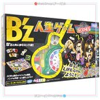 """Yahoo!WebShopびーだまB'z 30th Year Exhibition """"SCENES"""" 1988-2018 会場限定 B'z 人生ゲーム◆新品Ss【即納】"""