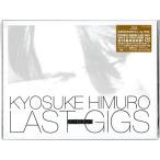 氷室京介 KYOSUKE HIMURO LAST GIGS(初回BOX限定盤)/Blu-ray◆新品Ss【ゆうパケット非対応/送料680円〜】【即納】