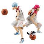 黒子のバスケ 黒子&赤司&テツヤ2号&クリアファイルセット LAST GAME ver.◆新品Ss