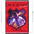 ゴールデンボンバー/Life is all right feat.鬼龍院/DVD◆B【ゆうパケット非対応/送料680円〜】【即納】