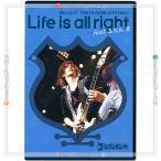 ゴールデンボンバー/Life is all right feat.喜矢武/DVD◆B【ゆうパケット非対応/送料680円〜】【即納】