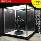 (連結追加用) LED照明付き フィギュアケース JーSTAGE