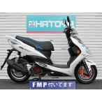 中古 キムコ レーシング150FI KYMCO RACING150FI 【5539u-toko】
