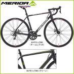 MERIDA(メリダ) 2017年モデル スクルトゥーラ DISC 200 SCULTURA DISC 200 ロードバイク フラットペダルプレゼント 送料無料/沖縄離島対象外 ポイント10倍