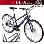 BE・ALL ビーオール クロスバイク BS26-Di2 40%OFF