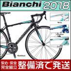 Bianchi(ビアンキ) 2018年モデル VIA NIRONE PRO CLARIS (ビア ニローネ7プロクラリス) ロードバイク ROAD