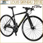 ルイガノ 2016 LGS-RSR 1 クロスバイク/フラットバーロード LOUIS GARNEAU 2016年モデル 自転車