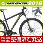 MERIDA(メリダ) 2018年モデル BIG.NINE 20-MD / ビッグ ナイン 20-MD  MTB/マウンテンバイク 29インチ