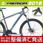MERIDA(メリダ) 2018年モデル BIG.SEVEN 20-MD / ビッグ セブン 20-MD  MTB/マウンテンバイク 27.5インチ