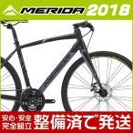MERIDA(メリダ) 2018年モデル GRAN SPEED 80-MD / グランスピード 80-MD  クロスバイク/フラットバーロード ※ペダルは付属しません