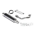 シグナスX SE12J/SE44J カスタムカーボンマフラー バイクパーツセンター