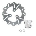 ヤマハ ジョグ用 ブレーキディスクローター ウェーブ 200mm 24号 新品 バイクパーツセンター