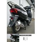 リード110 マフラー BURIAL ベリアル H15-11-00 グランドスラム ブラック/ステンレス リード110