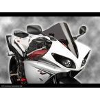 Power Bronze パワーブロンズ 400-Y121-002 エアフロースクリーン YZF-R1(09-13) ダークスモーク