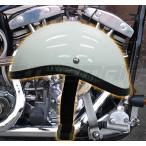 【今だけ送料無料】 ダックテール ヘルメット 装飾用 ホワイト ハーレー ナックル パン ショベル アメリカン