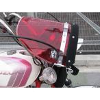 ゼットファーザー チェリー風防 レッド 赤 布タレ黒セット ゼファー400 バリオス ZRX400 ジェイド ホーク2 XJR400 CB400SF インパルス イナズマ GS400