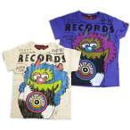 【返品・交換不可】60%OFF セール crazy go go クレイジーゴーゴー 子供服 16春夏 レコードモンスターTシャツ