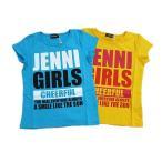 【返品・交換不可】60%OFF セール JENNI ジェニィ 子供服 16夏 天竺半袖Tシャツ