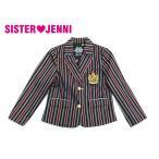 70%OFF セール 【返品・交換不可】 JENNI ジェニィ ジェニー 子供服 17春 レジメンタルツイルジャケット