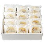 母の日!「白どら12個セット」(「レーズンバター」「小豆バター」「宇治抹茶バター」「はちみつバターと刻みナッツ」各3個セット)(送料込み)