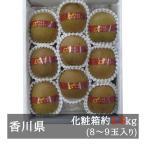 さぬきゴールドキウイ(黄様) 4L-3L 8-9玉入り 香川県産