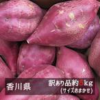訳ありさつまいも サイズ混合約5kg入り 香川県産