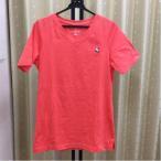 【お手頃価格♪】LANDSEND ランズエンド 半袖Tシャツ 濃オレンジ系色 サイズS