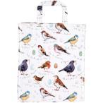 鳥柄 雑貨 グッズ/小鳥のブックバッグ Bird Song