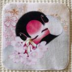 婴儿, 儿童, 孕妇 - 楓工房 / ミニタオル・桜さくら/文鳥・桜 / 202A0231