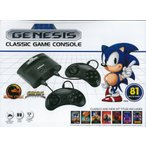 Sega Genesis Classic Game Console 2017 セガ