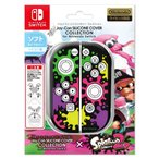 Joy-Con SILICONE COVER COLLECTION for Nintendo Switch (splatoon2)Type-A 任天堂公式ライセンス商品  Switch パーツ