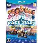 WiiU 中古 ソフト F1レーススターズ パワーアップエディション