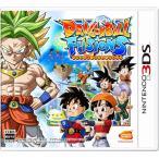 ドラゴンボールフュージョンズ 3DS 新品 ソフト