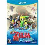 WiiU 新品 ソフト ゼルダの伝説 風のタクトHD