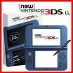 Newニンテンドー3DSLL(メタリックブルー) New3DSLL本体 新品