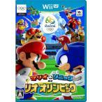 WiiU 新品 ソフト マリオ&ソニック AT リオオリンピック