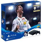 PS4 FIFA 18 Pack 新品 PS4 本体